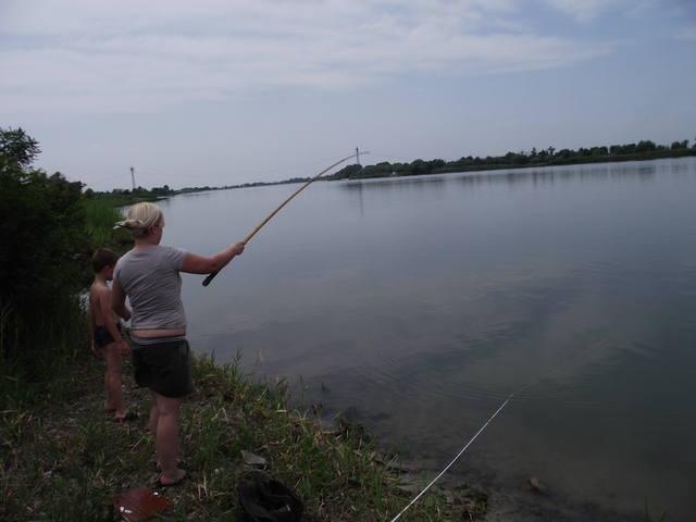 рыбалка в голубинке на дону