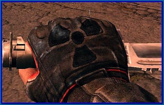 Перчатки Duke Nukem