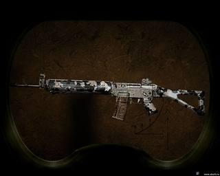 Мод изменяет текстуры всего оружия в игре