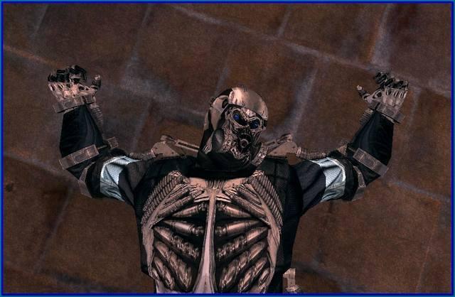 новые текстура экзоскелета т600