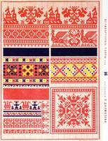 Великорусские узоры15