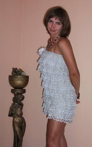 Рубрики: вязания:платья