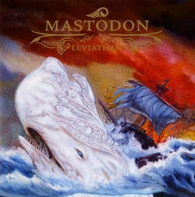 Mastodon - Leviathan (Japanese Edition) (2004)