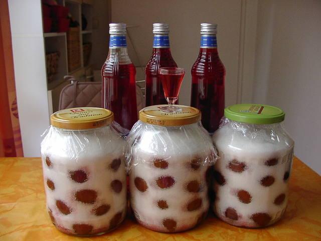 Бизнес сливовая водка в домашних условиях