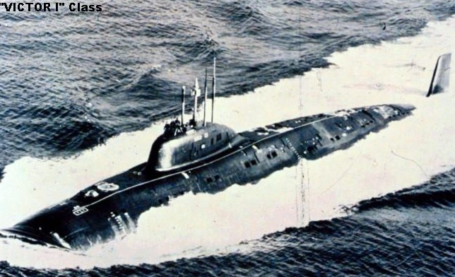 подводная лодка к-147 фото