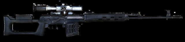 свд - снайперка