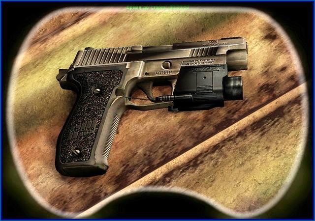 новые модели пистолетов для сталкера