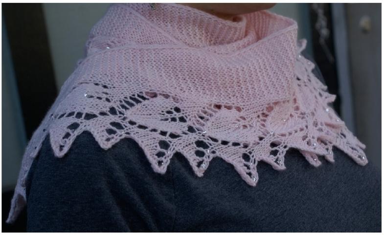 """针织围巾""""心连心"""" - maomao - 我随心动"""