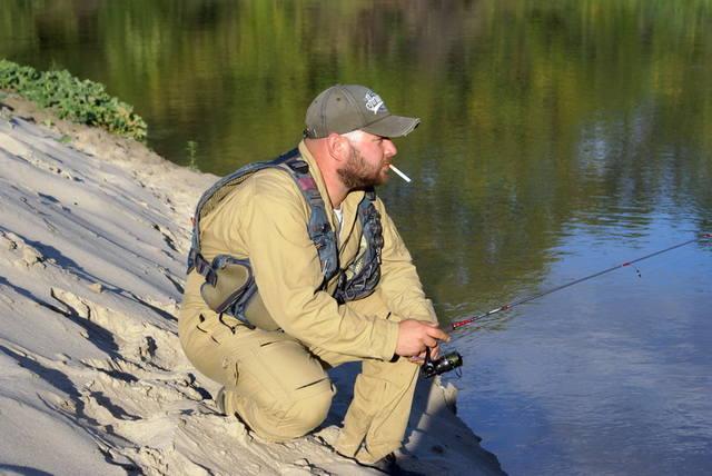 поход с рыбалкой отчет