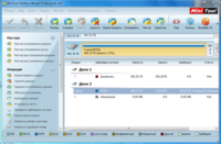 MiniTool Partition Wizard Professional Edition 6.0 RUS + Portable