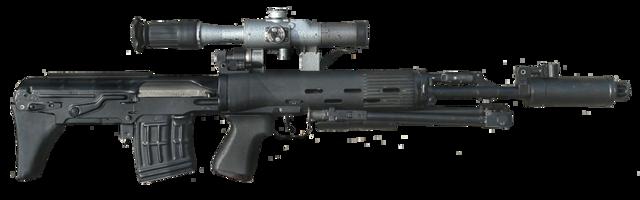 фото снайперсой винтовки сву