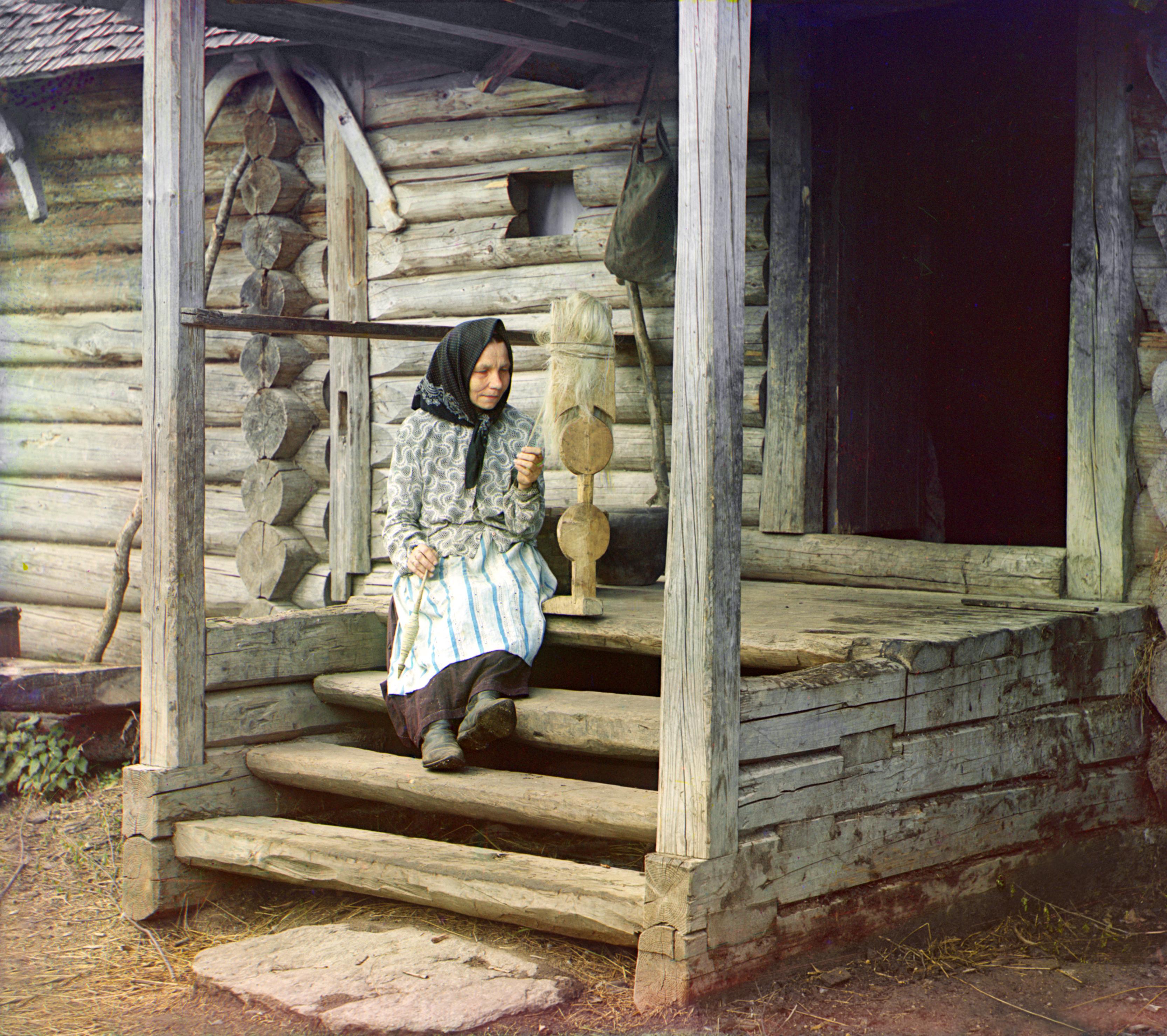 Фото русских деревень прошлого столетия 13 фотография