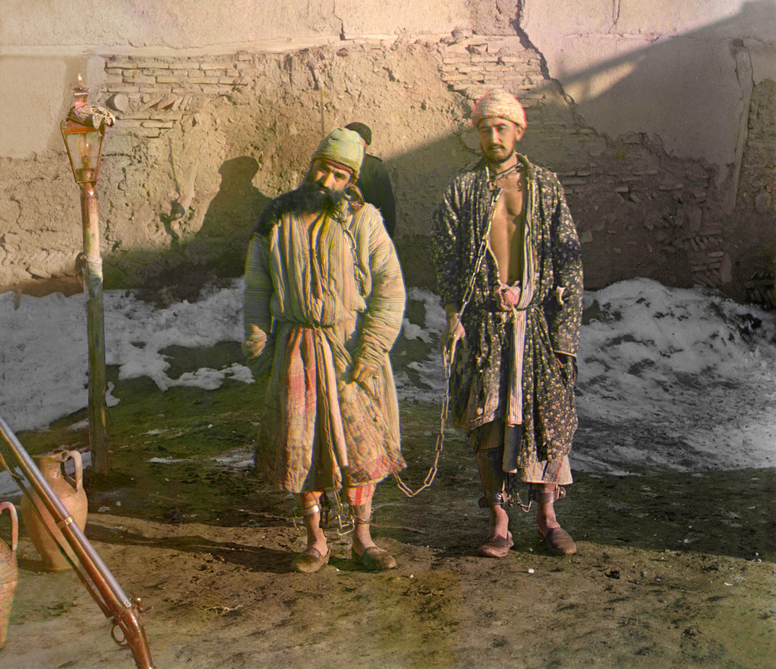 Рабы в кандалах 18 фотография
