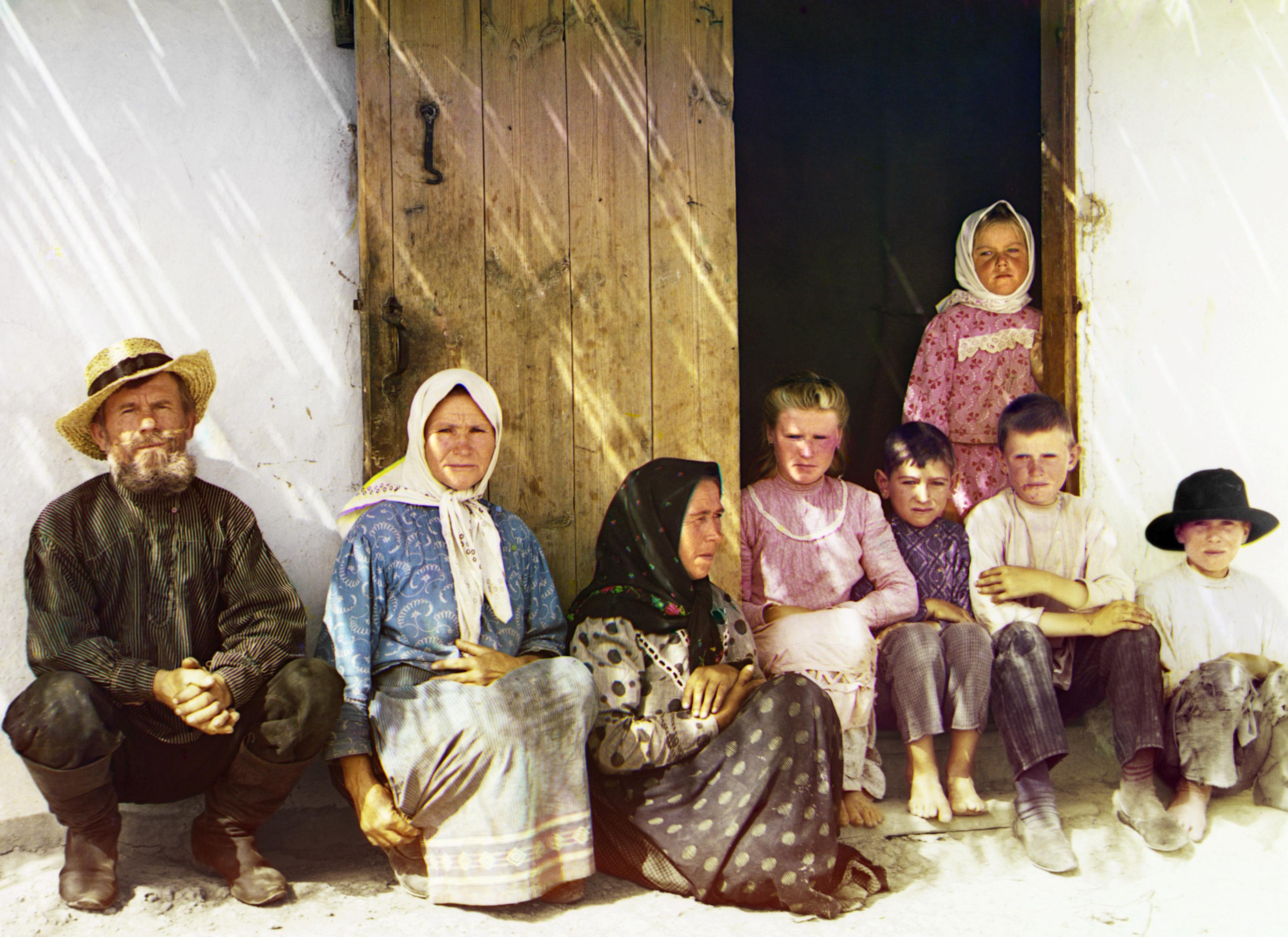 Фото русских деревень прошлого столетия 14 фотография