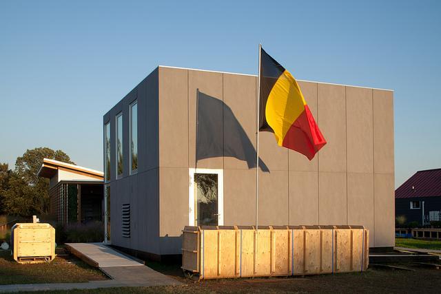 Солнечное десятиборье. Бельгия