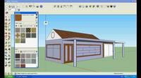 Видеоуроки по SketchUp для начинающих (PCRec/2010)