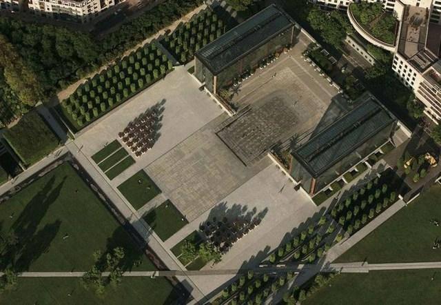 Париж з висоти пташиного польоту - Bohdan.org.ua