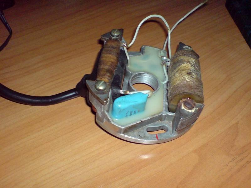 Ремонт зажигания бензопилы урал 2 электрон своими руками ютуб 20