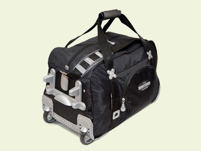 Дорожные сумки на колесах TsV.