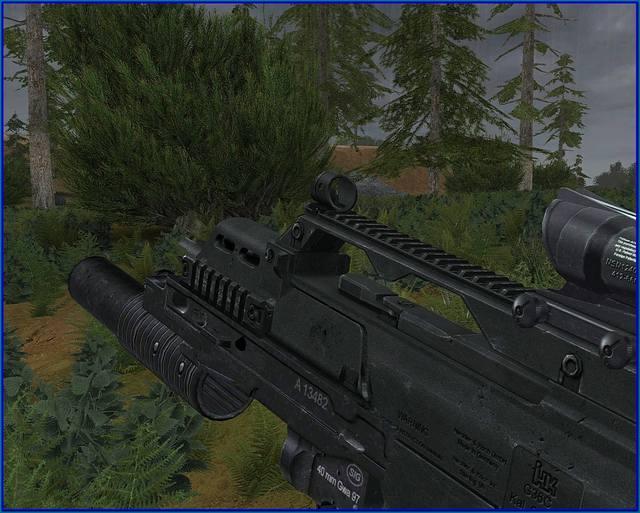 g36 stalker