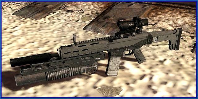 MAGPUL Masada и пак оружия