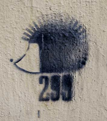 Граффити в контакте