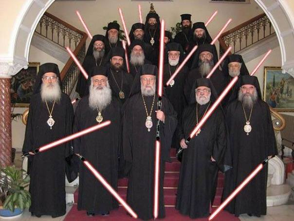 Святотцы-джедаи