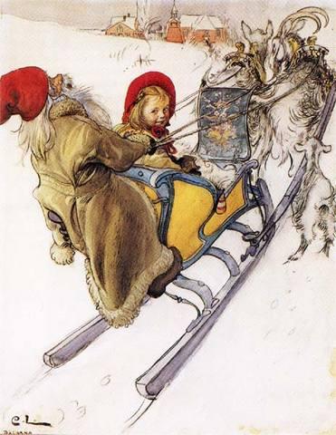 kirstis-sleigh-ride-by-carl-larsson
