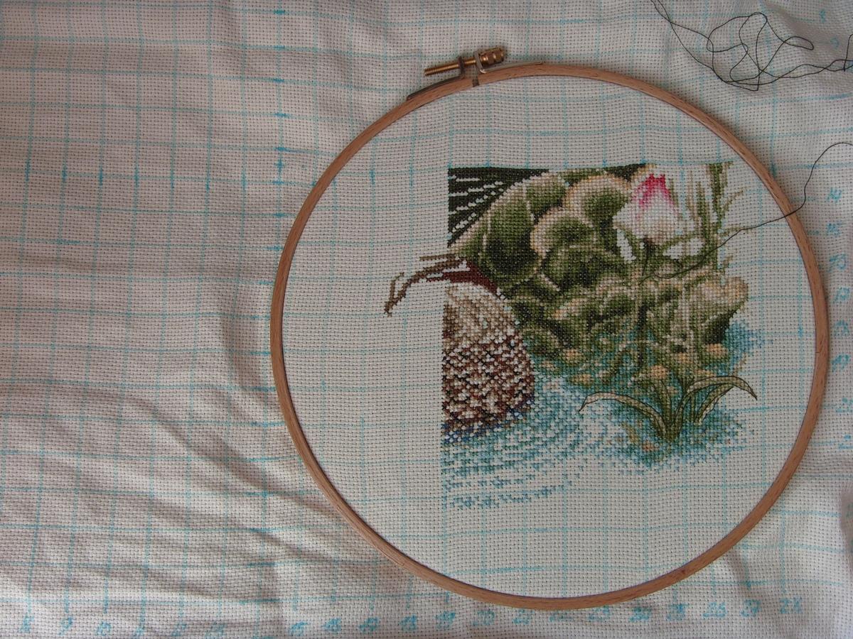 Утка » Вышивка, бесплатные схемы вышивки крестом, рукоделье 96
