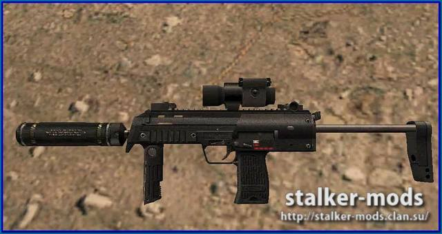 новые модели оружия