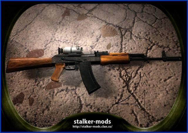 Shoker Weapon Mod