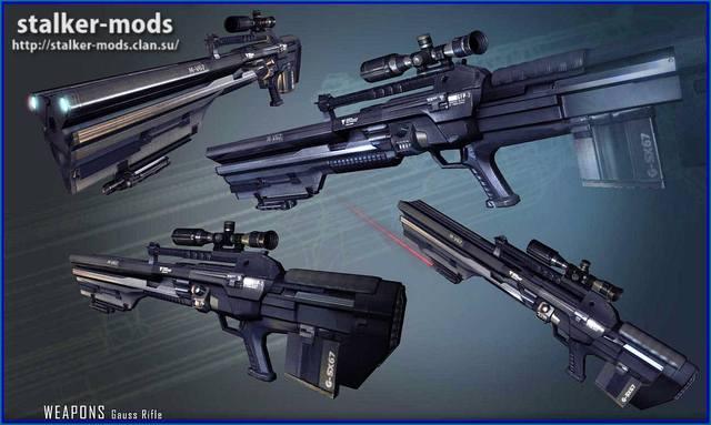 гаусс - пушка