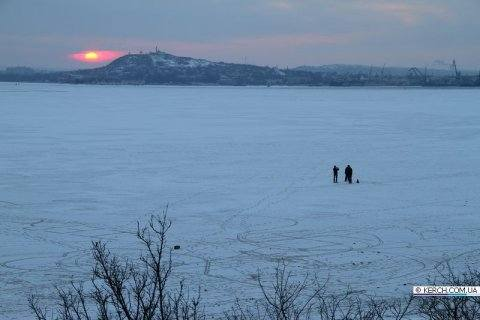 Замерший Крым