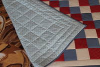 Как сшить одеяло на синтепоне своими руками 12