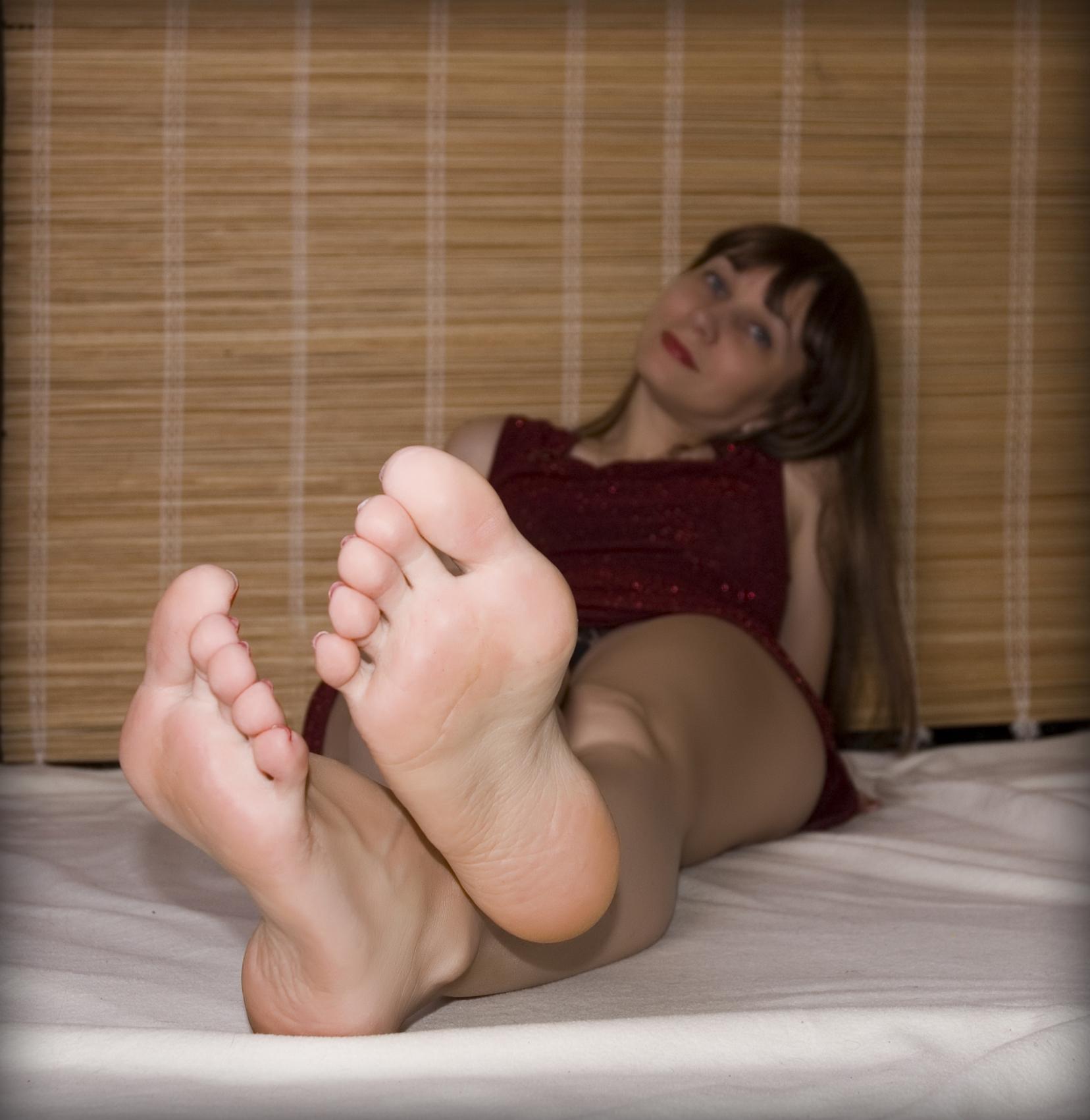 Кастинги женских голых ног видео порно120