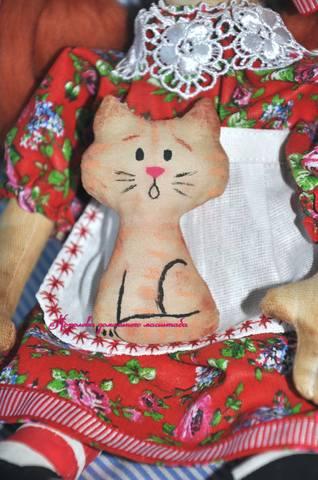 6 этап женечка с котом