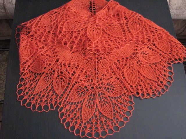 Осинка вязание крючком шали осинка вязание крючком