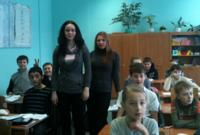 Кристина и Наташа будут хорошими учителями