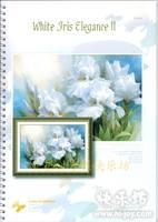 IL-014_White Iris Elegance II (501x700, 207Kb) .