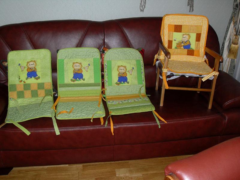 Чехлы на детские стульчики