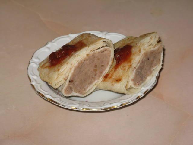 Паста из фасоли (бигилла)