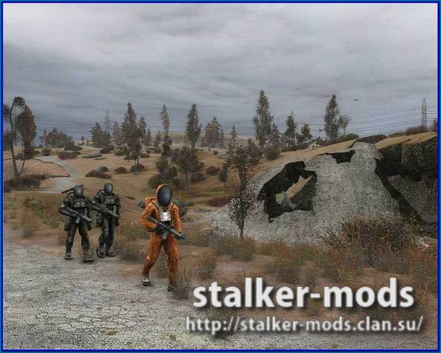 сталкер мод 2012 апрель