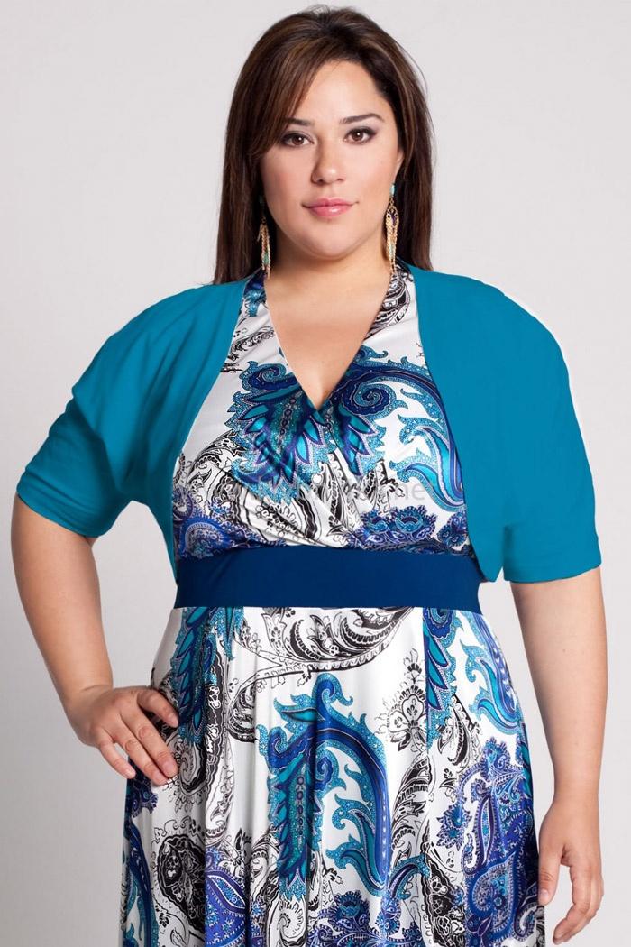 Стильная Одежда Для Полных Женщин Оптом
