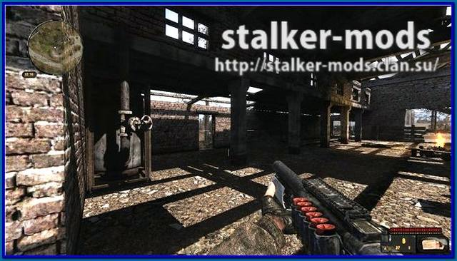 модификации сталкер май 2012