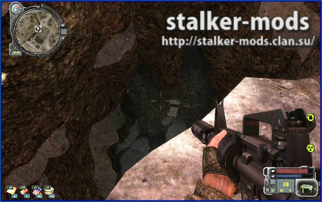stalker мод на зов припяти