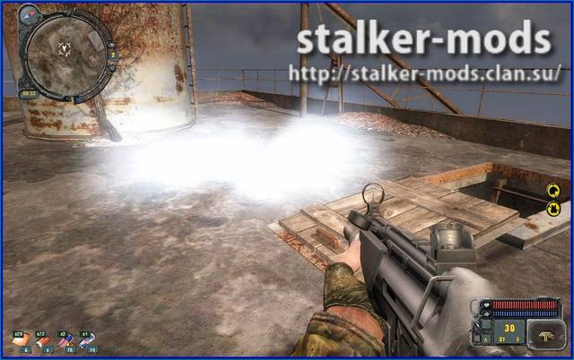 stalker мод 2012 май