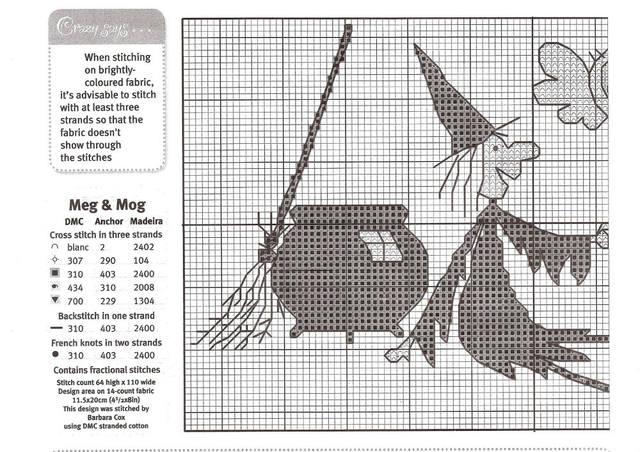 Схема вышивки. н н1 н2