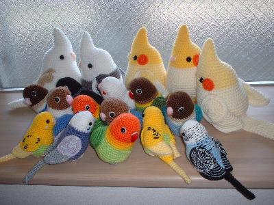 Вязаные птички 598136_m