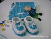 Пинетки, носочки, тапочки - для детей 598174_s