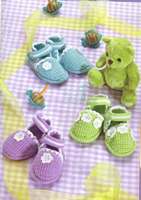 Пинетки, носочки, тапочки - для детей 598962_m